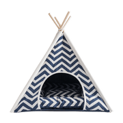 Striped Dog Teepee - This Dog's Life