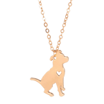 Our Pit Bull Necklace