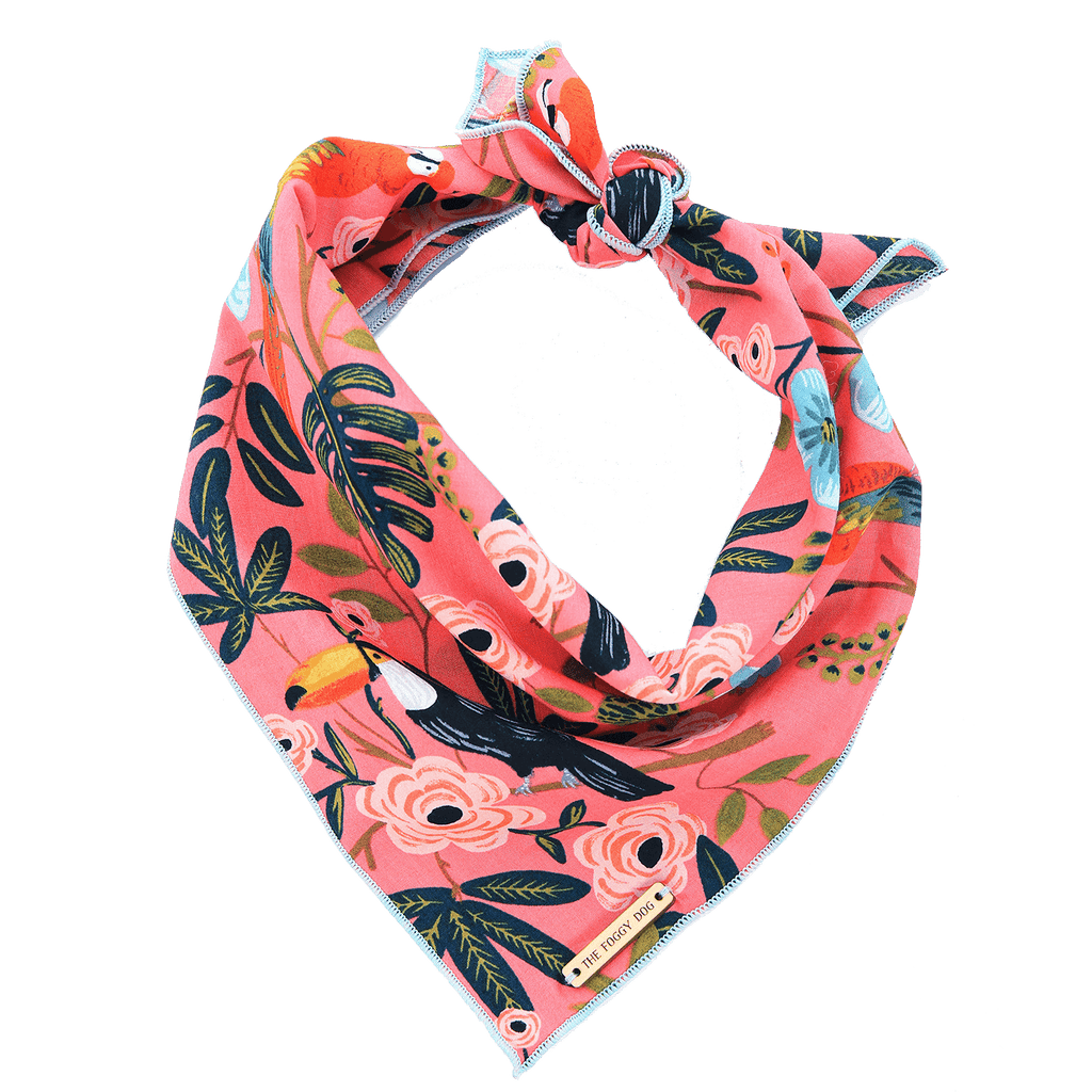 The Foggy Dog Aloha Bandana