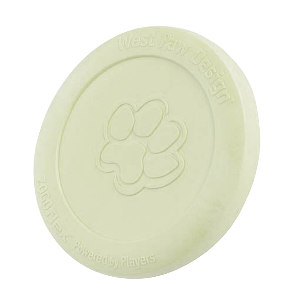 West Paw's Zisc Glow-in-the-Dark Frisbee