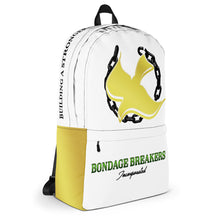 Bondage Breakers Backpack