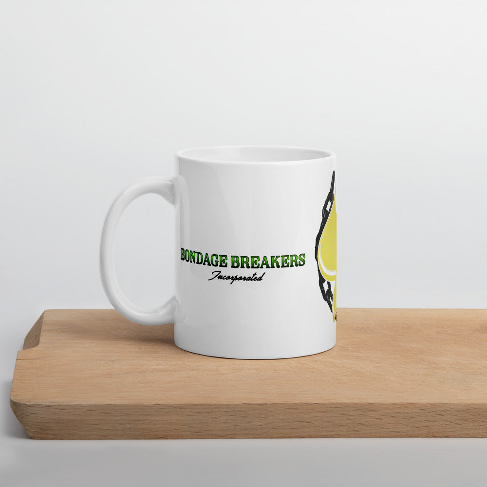 Bondage Breakers Dove Mug