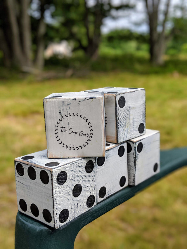 Coop Decor Yardzee Dice