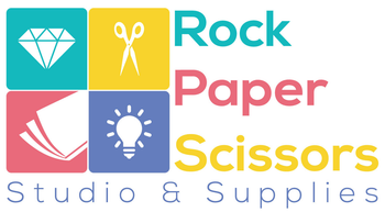 Rock Paper Scissors Studio & Supplies