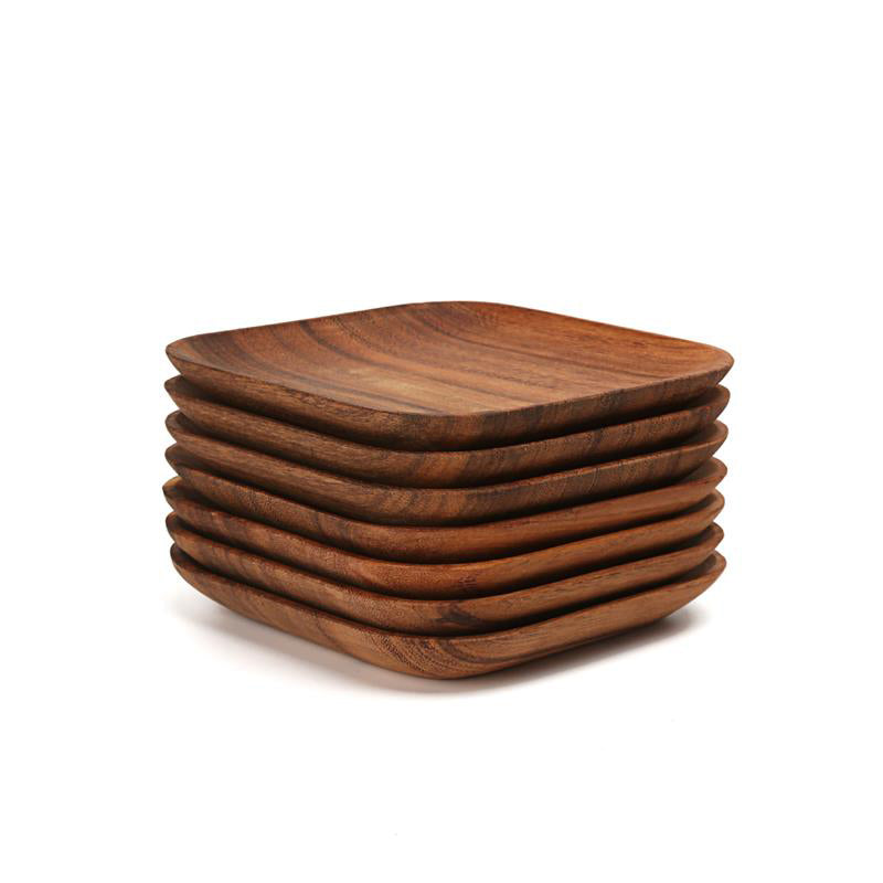 ... Acacia Wooden Dishes and Plates ...  sc 1 st  Diavian & Acacia Wooden Dishes and Plates u2013 Diavian Store