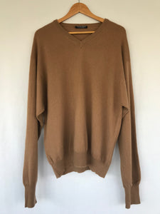 The Caramel Cloud Knit