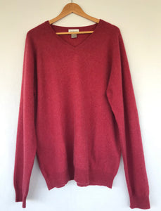 The Berry Cashmere Jumper