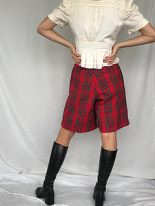 The Ralph Tartan Coulotte