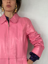 The Bubblegum Leather Jacket