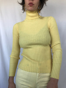 The 1973 Butter Turtleneck