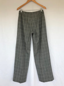 The Grey Wool Trousers