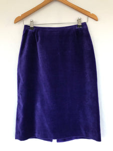The Purple Rain Skirt