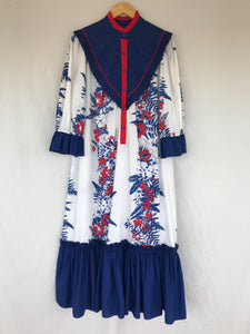 The Hawaiian Victorian  Muumuu