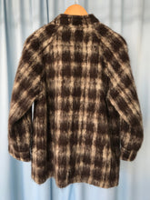 The Fluffy Check Coat