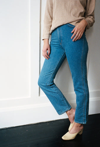 Best Blue Lee Jeans - 27