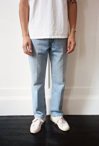 Light Blue Levi's 505 - 32""
