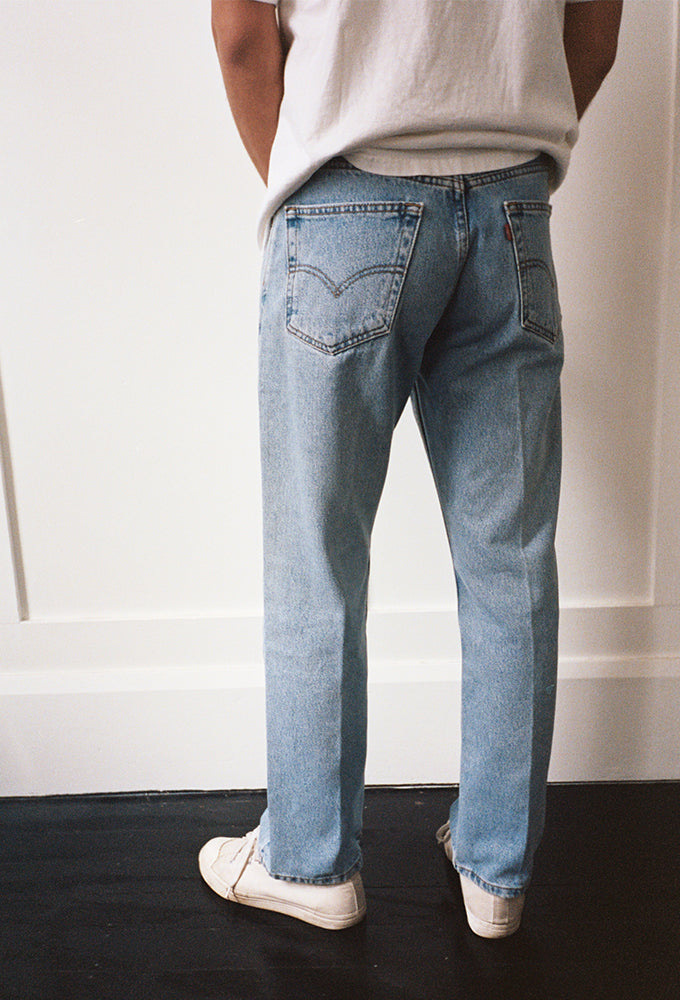 Light Blue Levi's 505 - 32