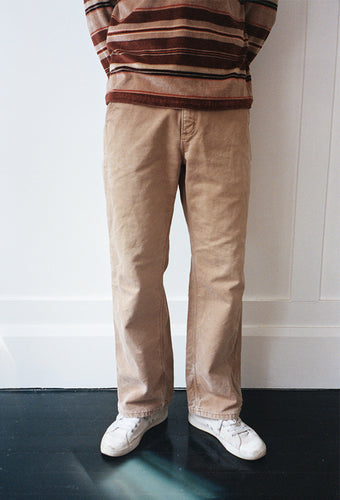 Lined Brown Carhartt Painter Pant 30