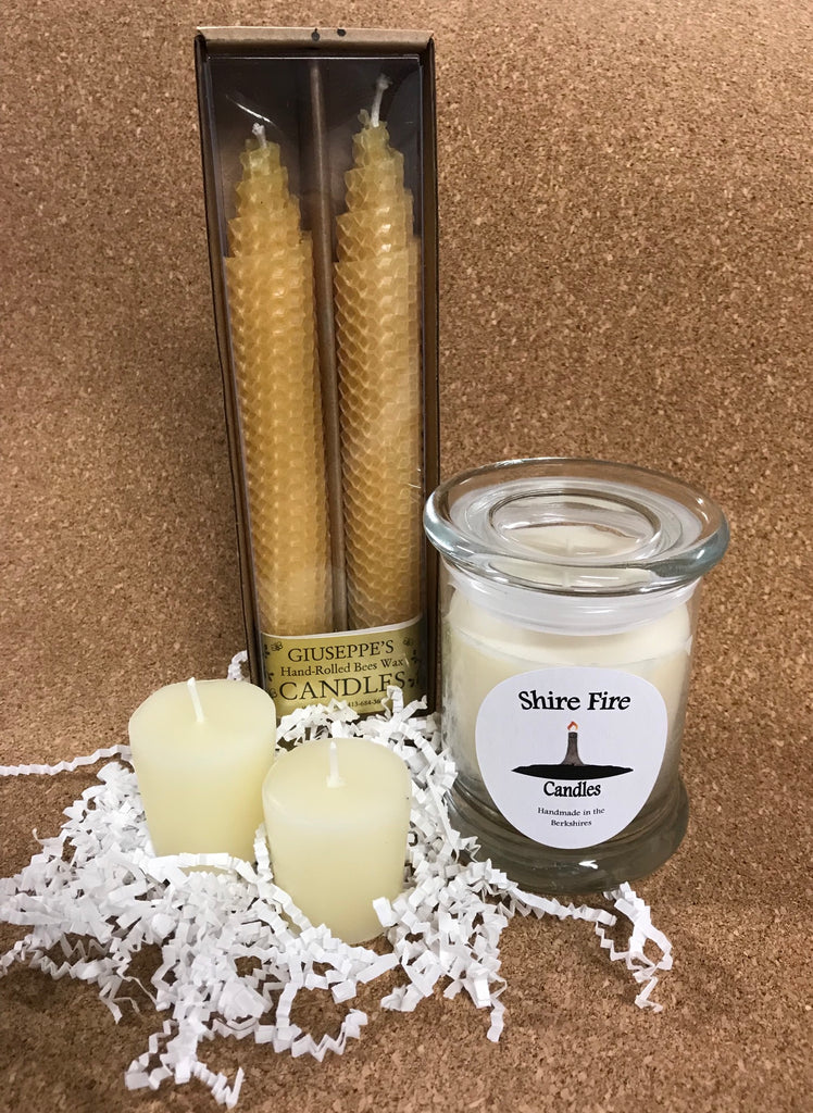 Benefits of Soy and Beeswax Candles