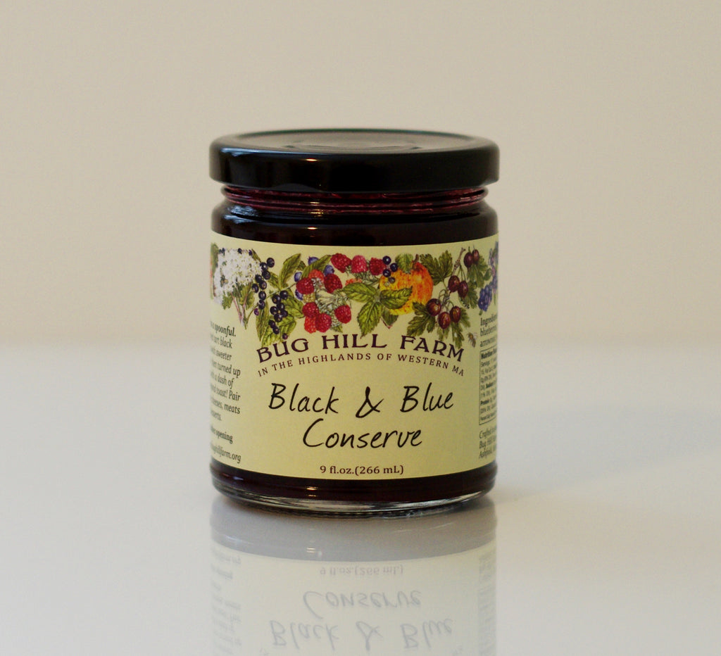 Black and Blue Conserve