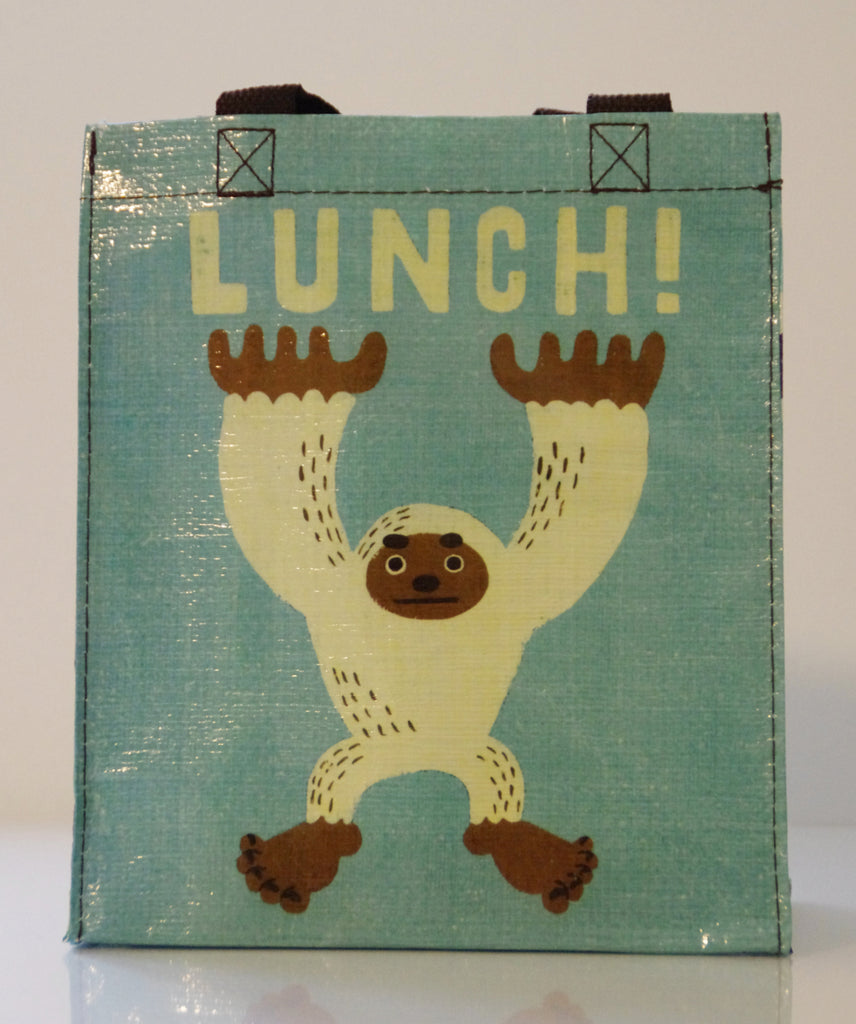 Monster Lunch Tote