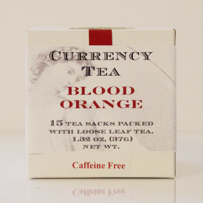 Currency Tea - Blood Orange