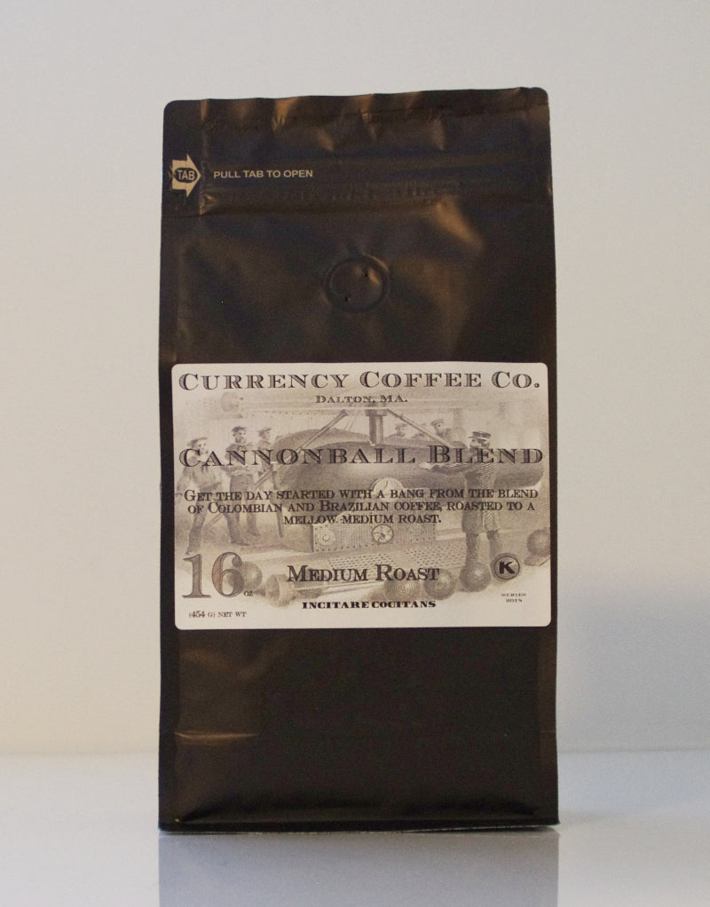 Currency Coffee - Cannonball GROUND