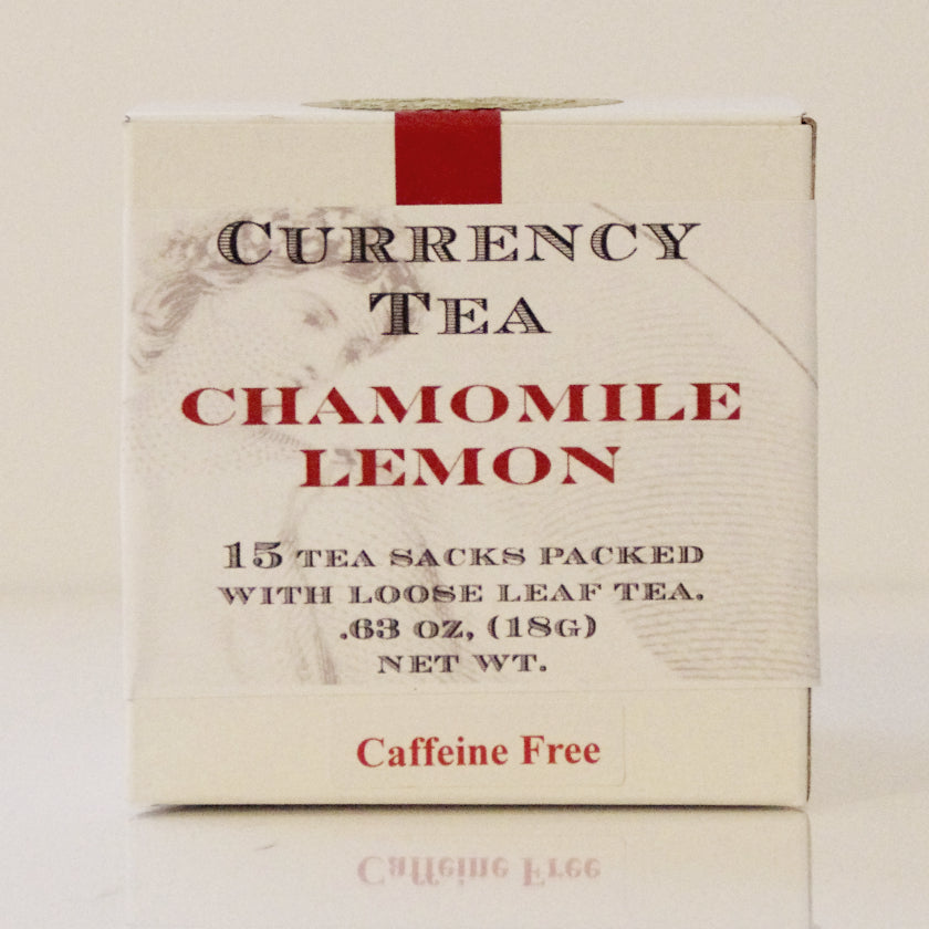 Currency Tea - Chamomile Lemon