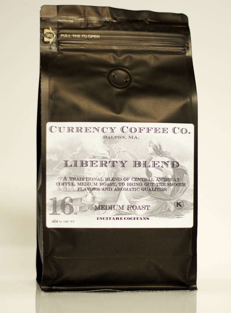 Currency Coffee - Liberty Blend