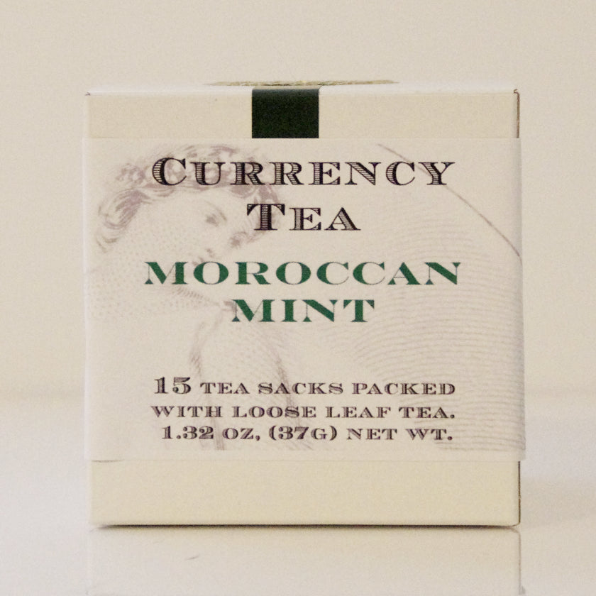 Currency Tea - Moroccan Mint
