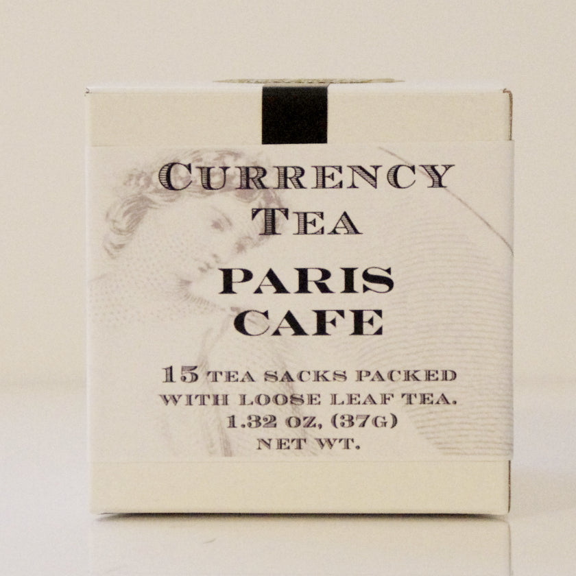 Currency Tea - Paris Cafe