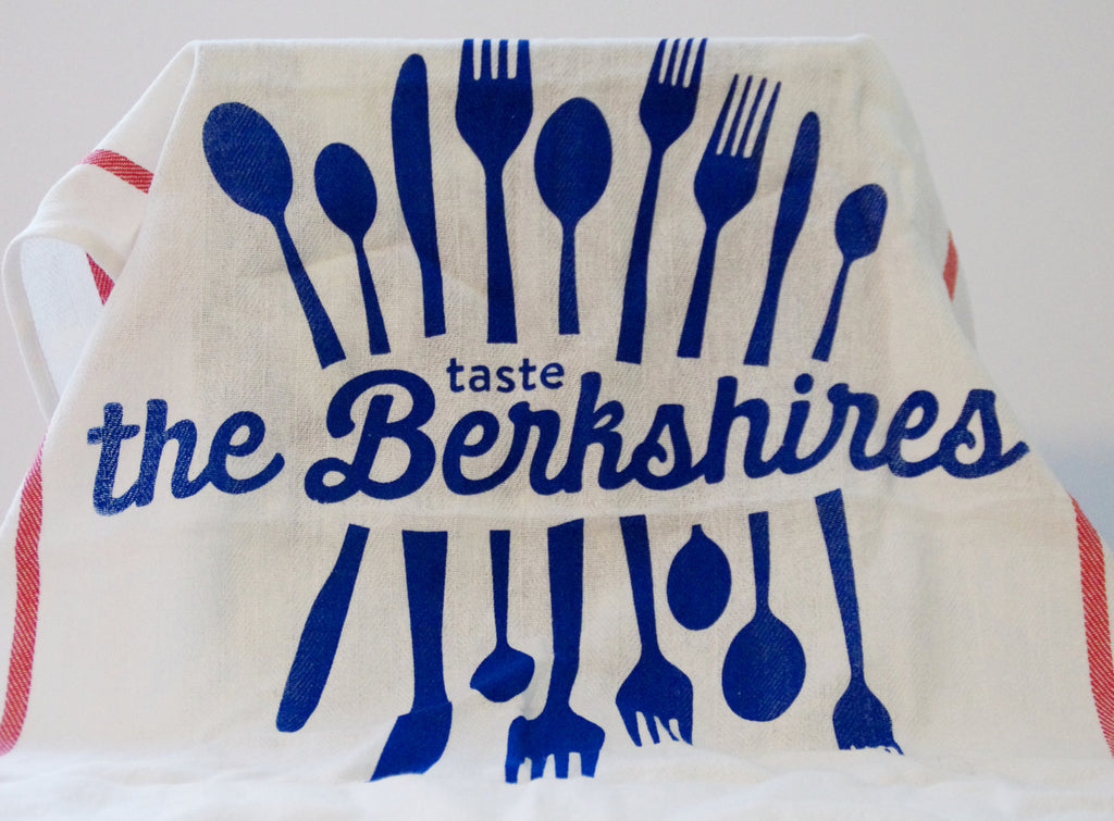 Taste of Berkshires Tea Towel