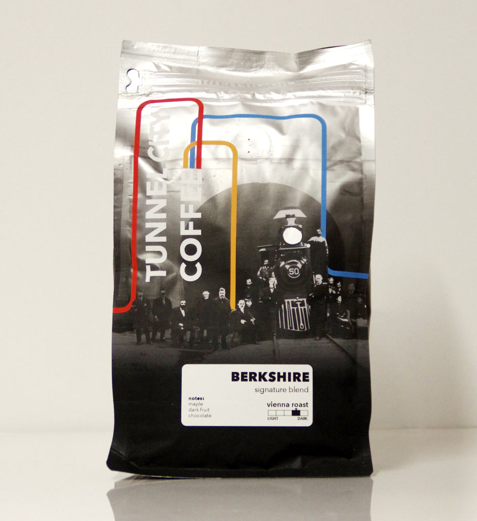 Tunnel City Coffee - Berkshire Blend