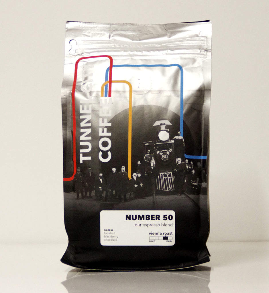 Tunnel City Coffee - No 50