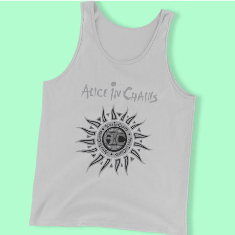 17ade05f894bc Alice In Chains Logo Men S Tank Top