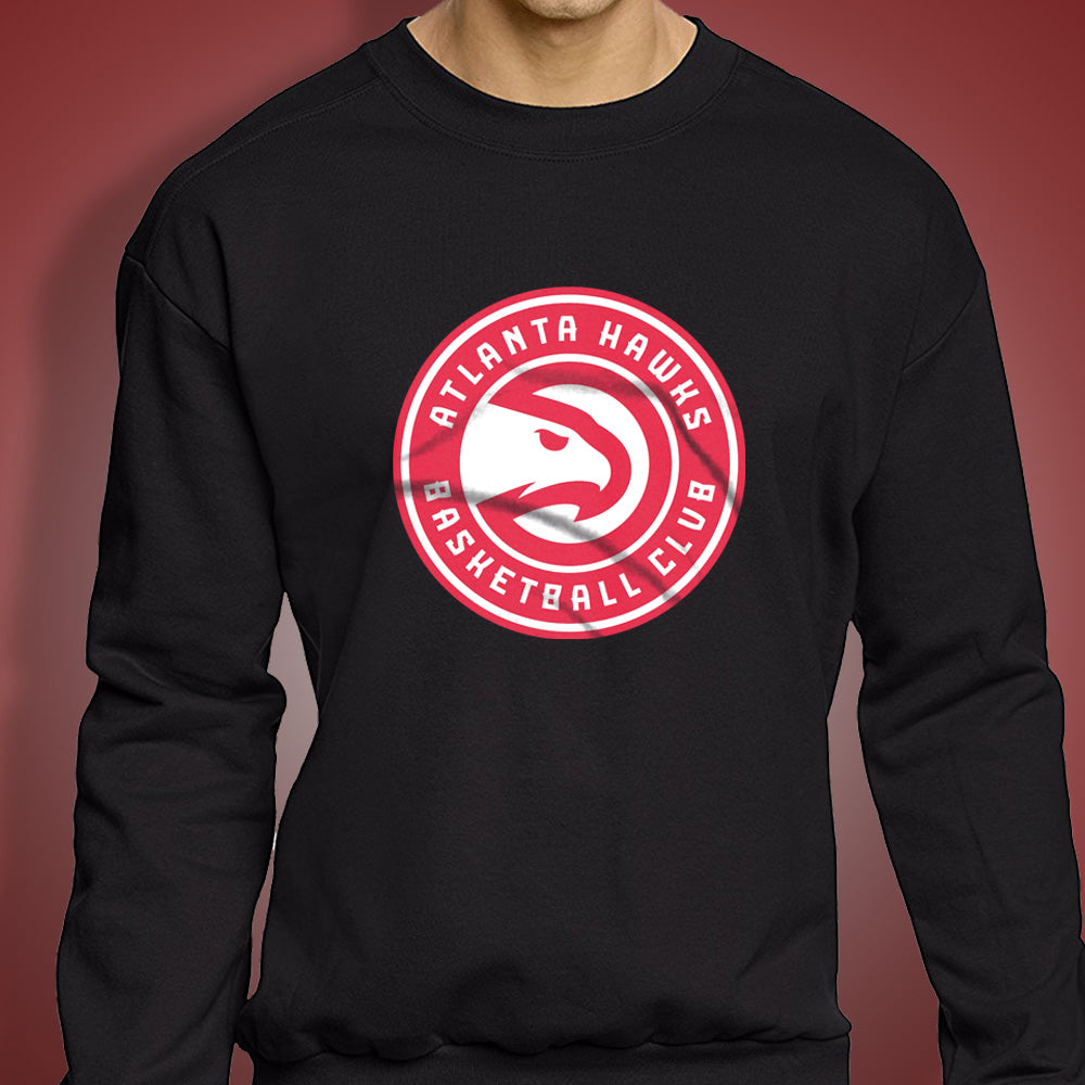 Atlanta Hawks  Logo Men'S Sweatshirt