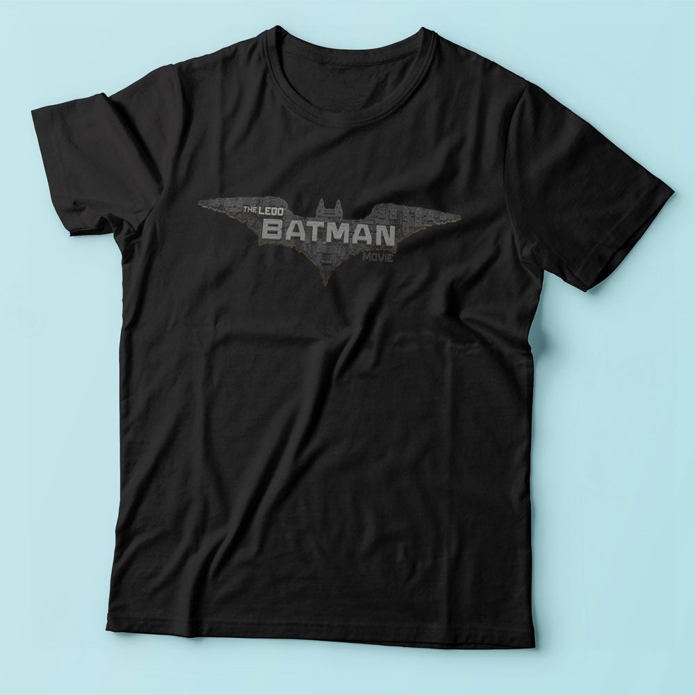 Batman Lego Movie Logo Brand Men'S T Shirt