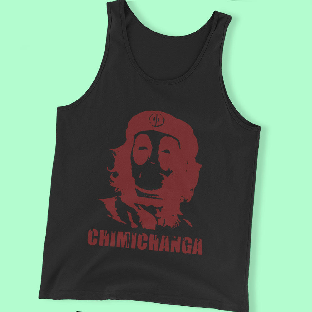 Chimichanga Deadpool, Deadpool T Shirt Men'S T Shirt