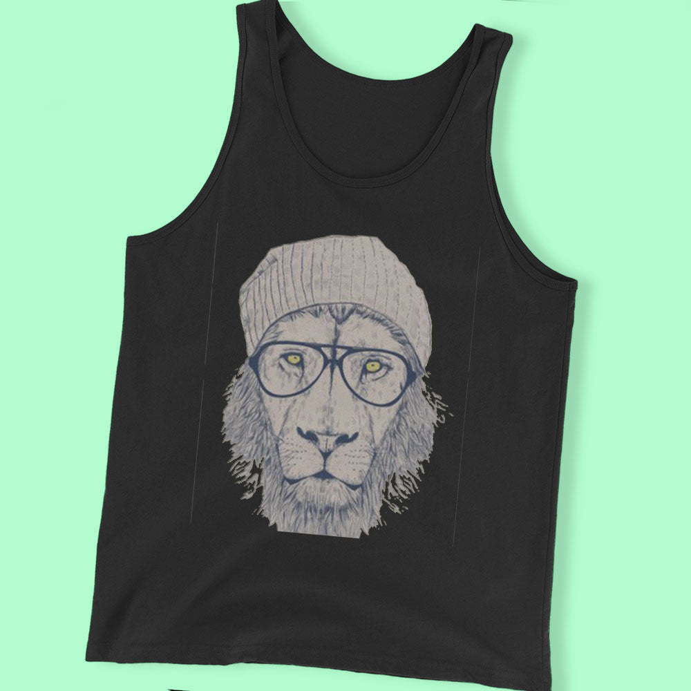 Cool Lion Men'S T Shirt