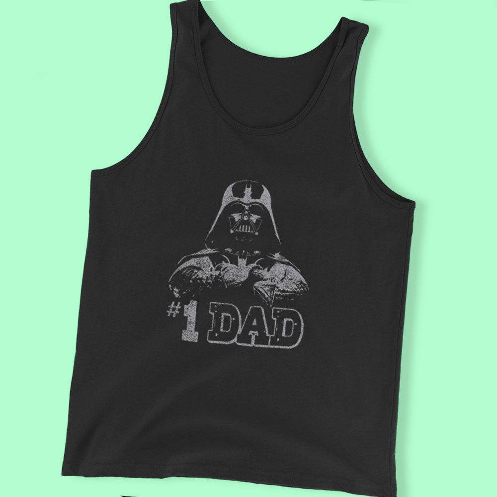 Dad Darth Vader Father'S Day Men'S T Shirt