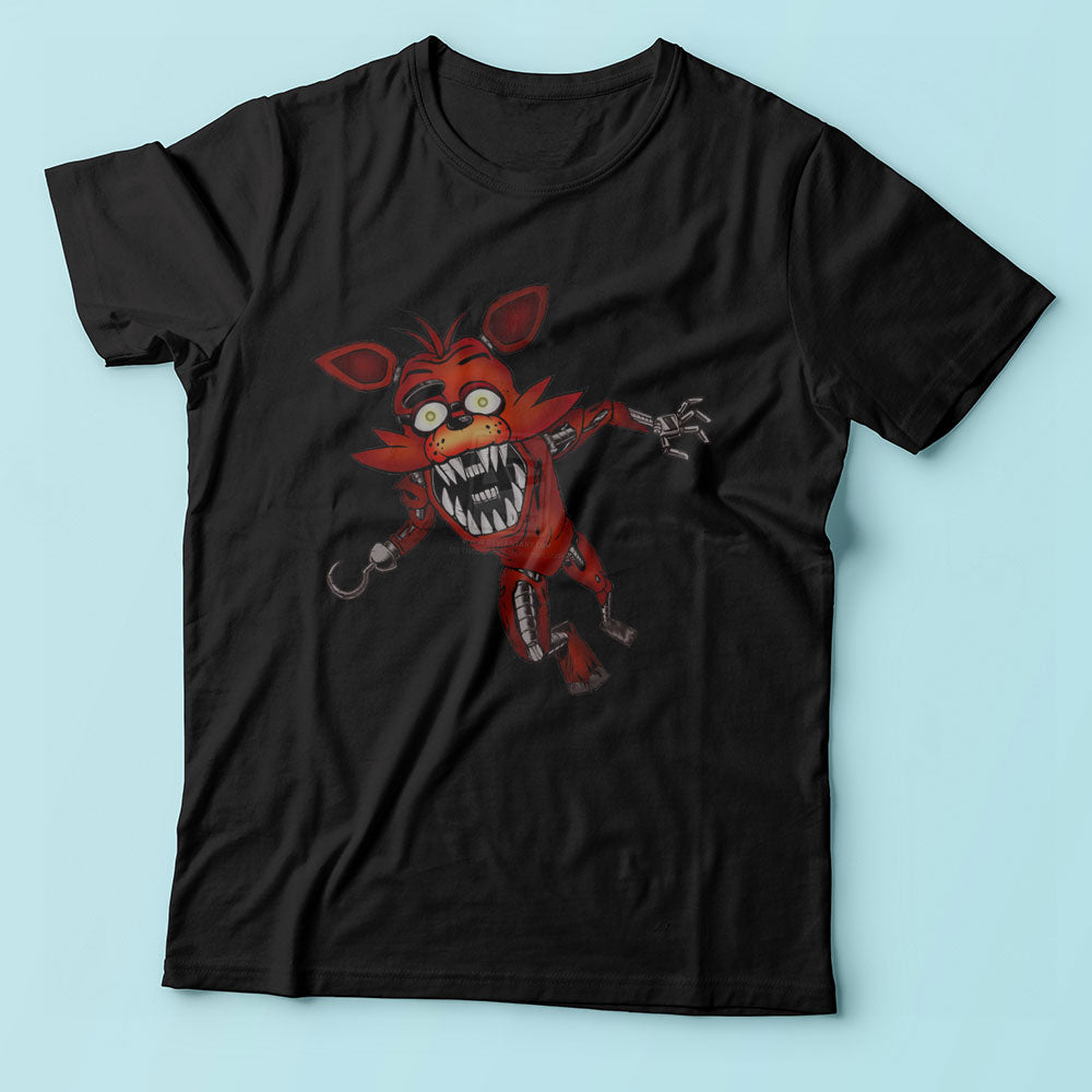 Foxy Five Nights At Freddys Men'S T Shirt