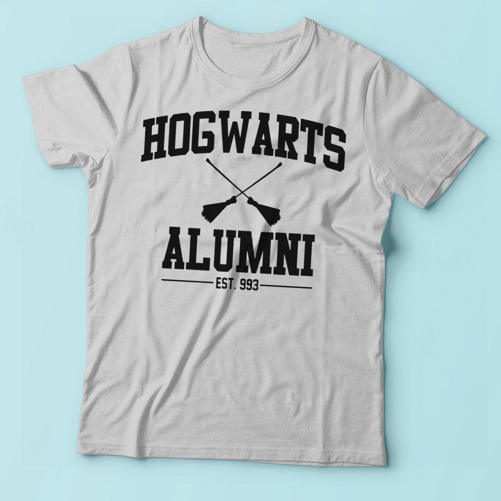 Harry Potter Hogwarts Alumni Men'S T Shirt