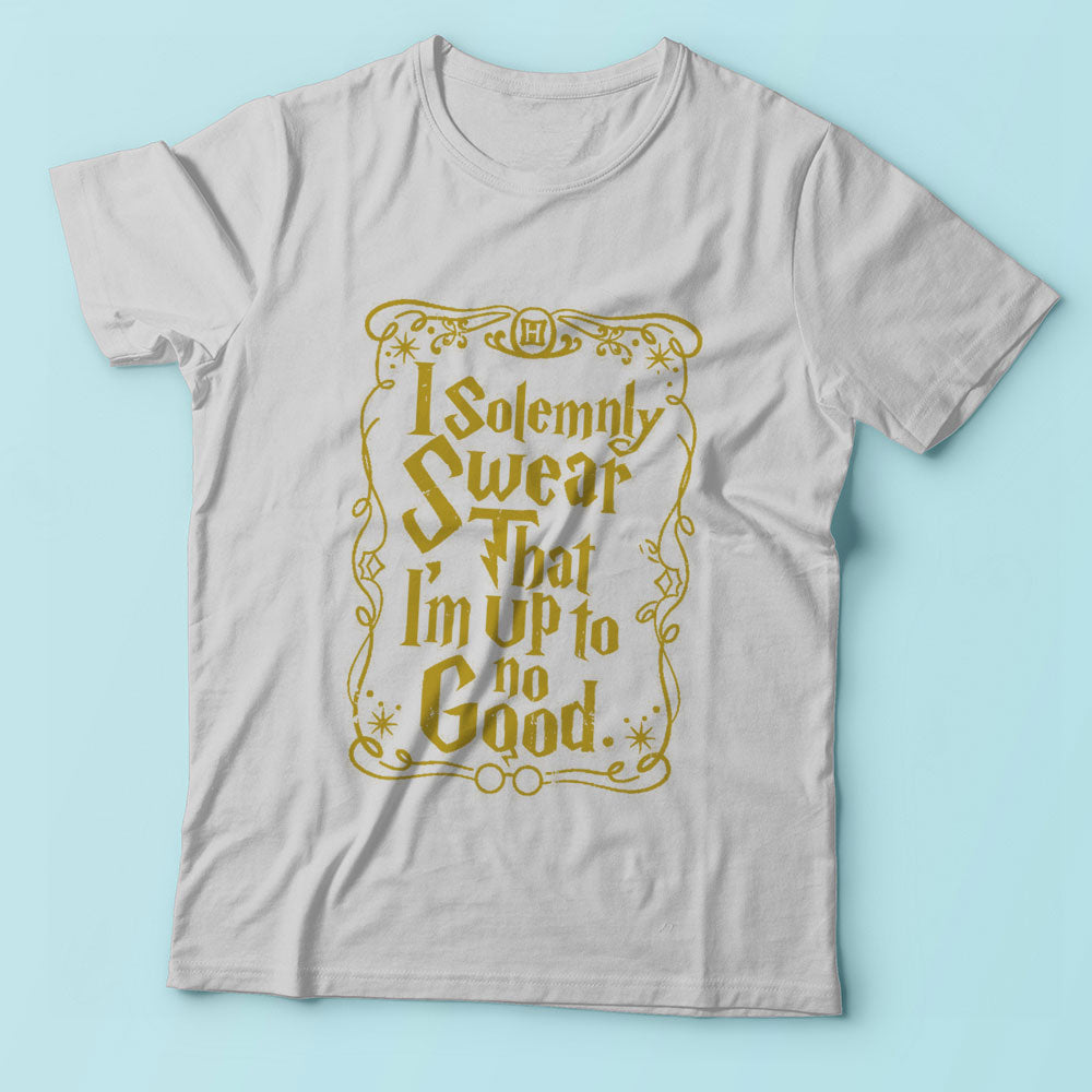 I Solemnly Swear That Im Up To No Good Men'S T Shirt
