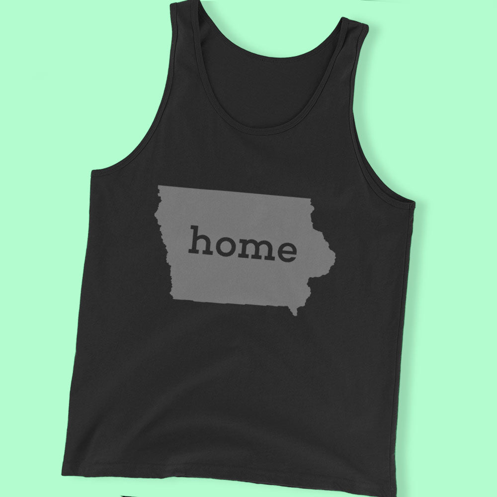 Iowa Home Men'S T Shirt