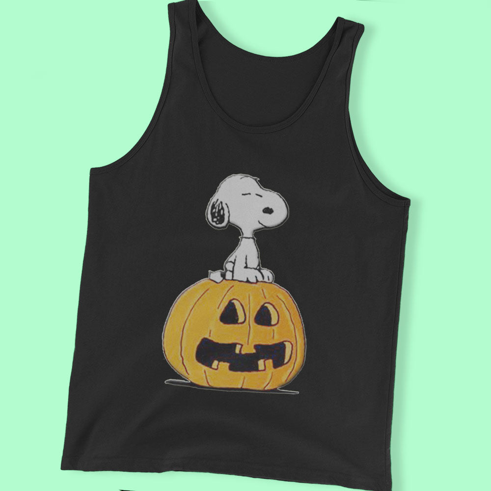 It'S The Great Pumpkin Charlie Brown Men'S T Shirt