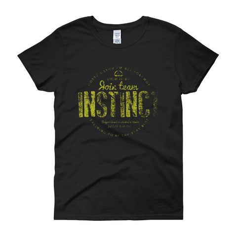 Join Team Instinct Join Team Instinct Women'S T Shirt