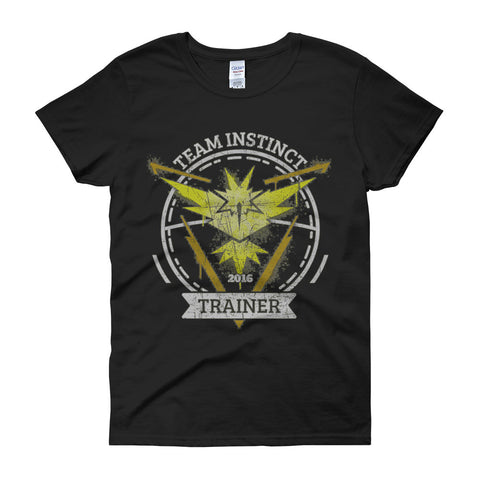 Join Team Instinct Women'S T Shirt