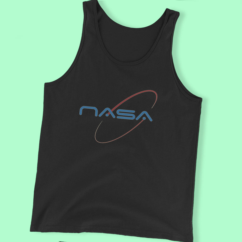 Nasa Bold Logo T Shirt Men'S T Shirt