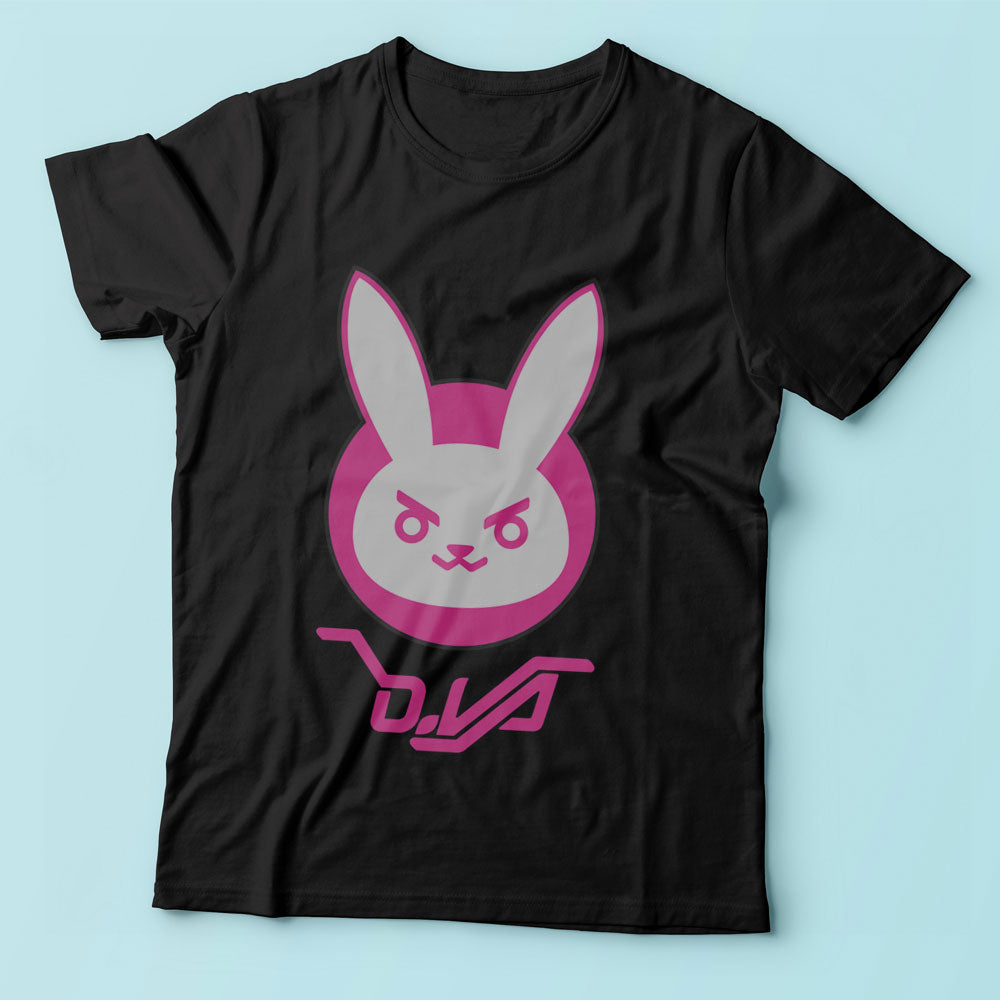 Nerf This Overwatch Bunny Pink Men'S T Shirt