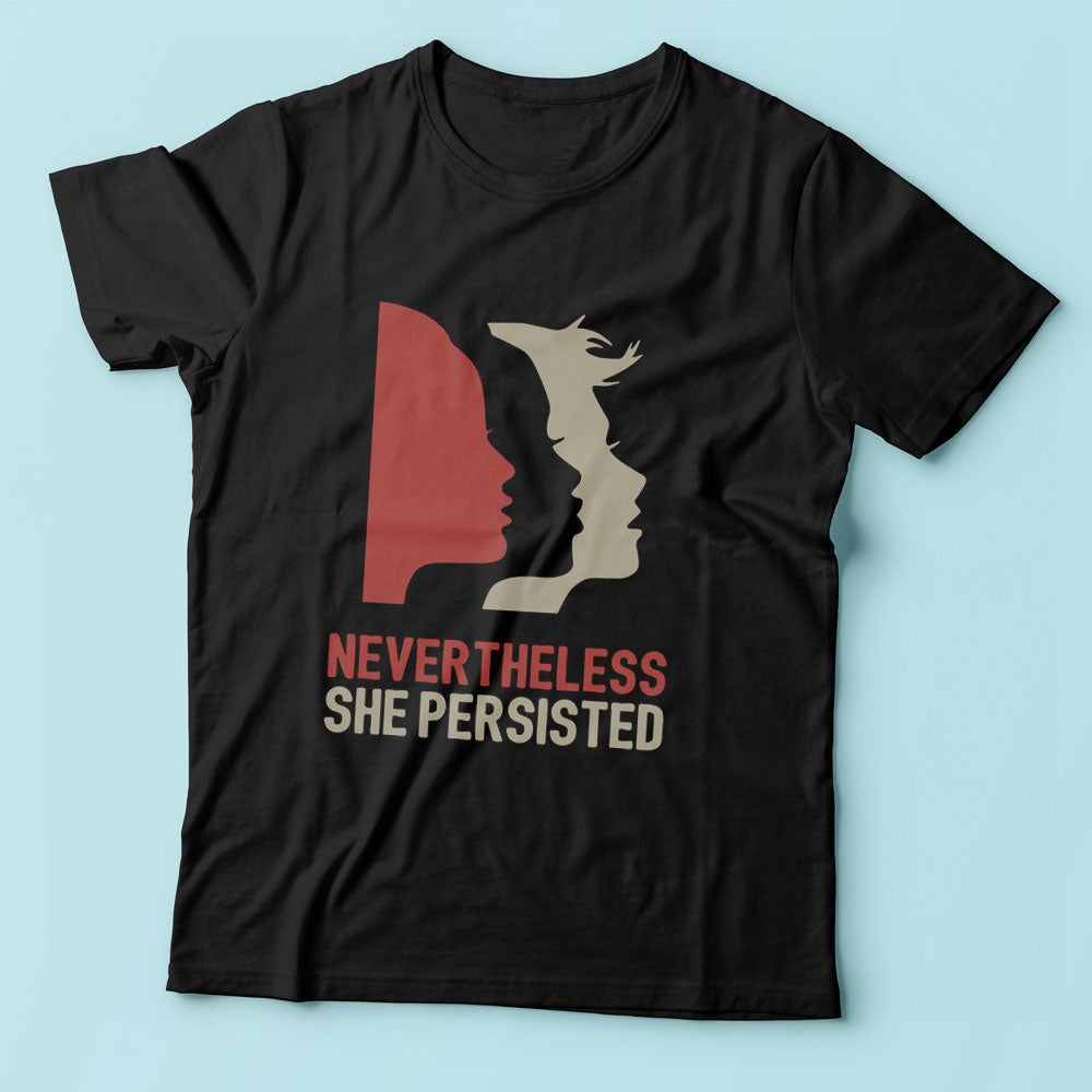 Nevertheless, She Persisted Womens March Men'S T Shirt